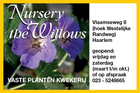 Advertentie the willows
